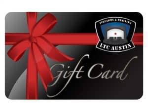 LTC Austin Gift Certificate