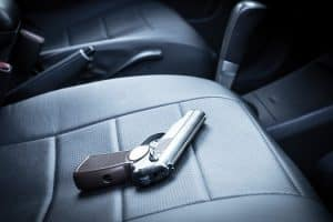 Do You Have to Tell the Police You Have a Gun in the Car in Texas in Leander TX,
