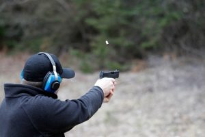 How to Shoot Your Pistol Correctly in Texas, TX